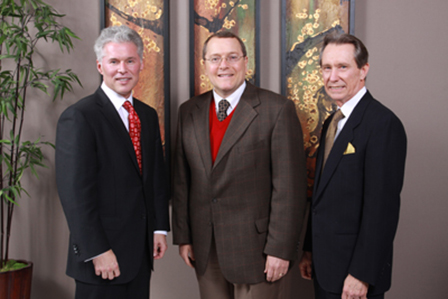 LA Supreme Court Justice Marcus Clark Visits Allen & Gooch